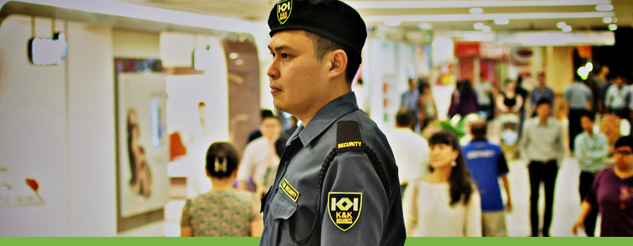 Services offered by K&K Security Services Sdn Bhd